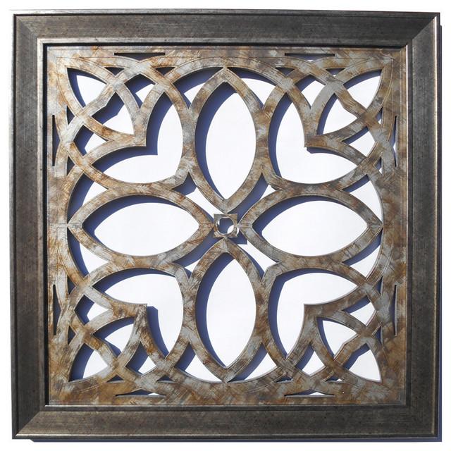 """Imperia Decorative Panel I (18.4"""" Sq.)"""