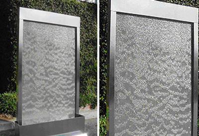 Custom Water Features modern-indoor-fountains
