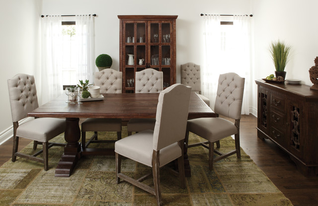Classic Home Showroom eclectic-dining-room