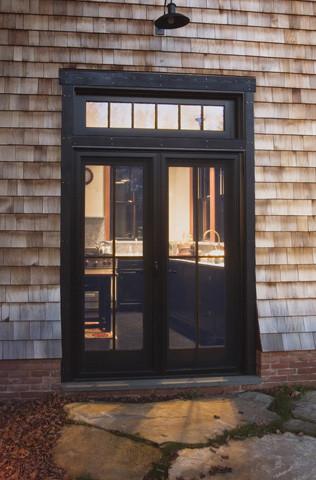 Alder Hill contemporary-exterior