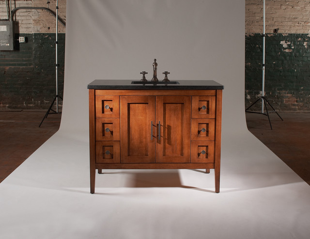Signature Vanities by The Furniture Guild traditional