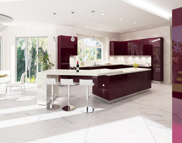 contemporary kitchen design contemporary-kitchen