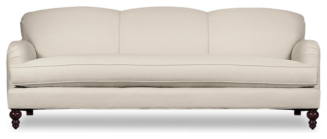 Basel Tight Back English Roll Arm Sofas And Chairs
