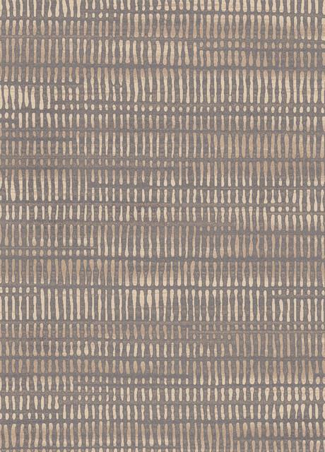 "Treasure 4367-099 5'3"" x 7'7"" Fume Rug contemporary-rugs"
