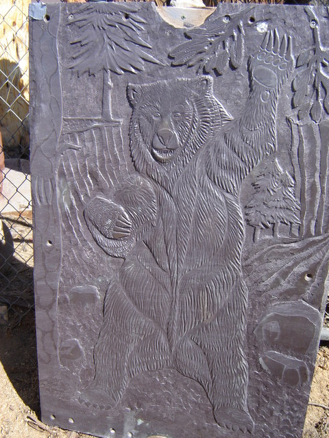 Grizzly Bear eclectic-garden-statues-and-yard-art