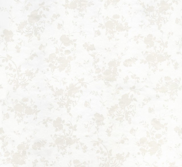 Athena subtly floral wallpaper white grey for Grey and white wallpaper
