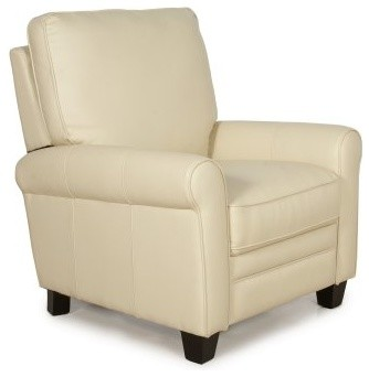 Cream Modern Recliner Chair Popular Home Decorating