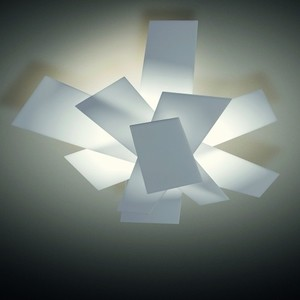 Foscarini Big Bang Wall/Ceiling Light modern ceiling lighting