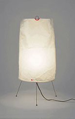 Noguchi Lamps 1P / 2P Table Lamp By Akari Lamps modern-table-lamps