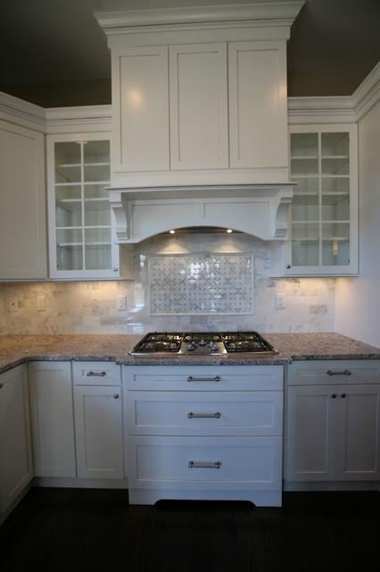 Walnut Grove IV traditional-kitchen