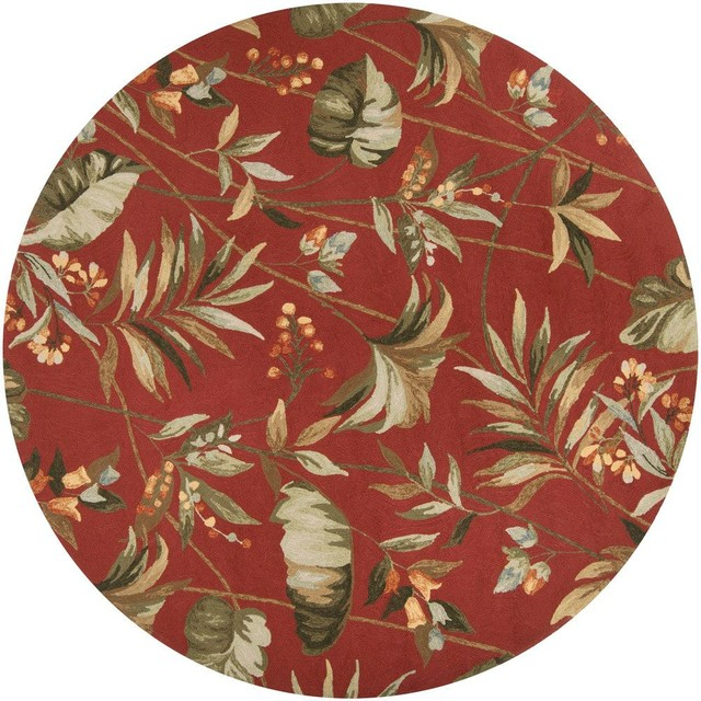 Rain Transitional Hand Hooked Rug transitional-rugs