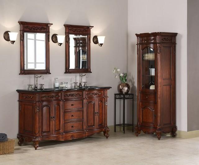 ornate and antique bathroom vanities traditional bathroom vanities and