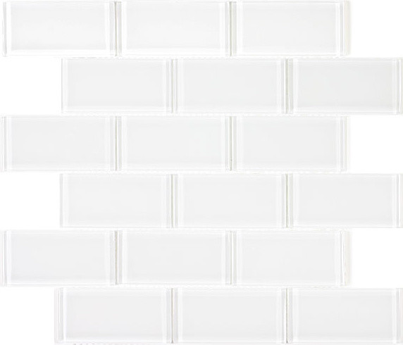 tile brick subway tiles true white contemporary tile by my tile