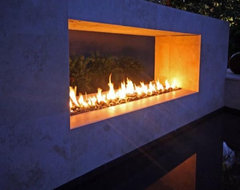"""36"""" Manual Control Linear Insert Line Burner by Grand Effects contemporary-outdoor-decor"""