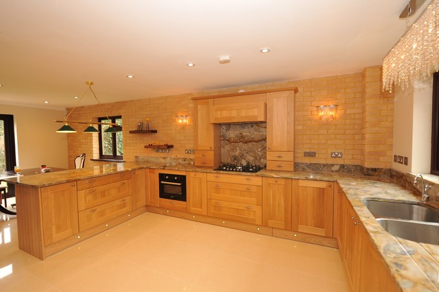 General Renovation and Design traditional-kitchen