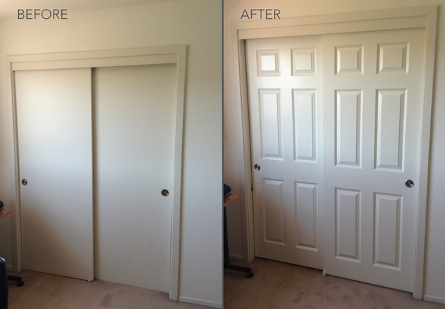 Door Replacement - Before & After Transformations - san francisco - by Design Build Specialists Inc