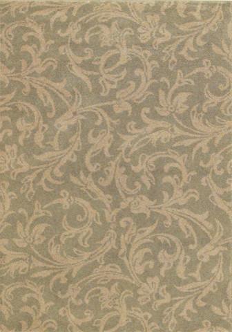 Diva Rug in Jadeite Green traditional-rugs