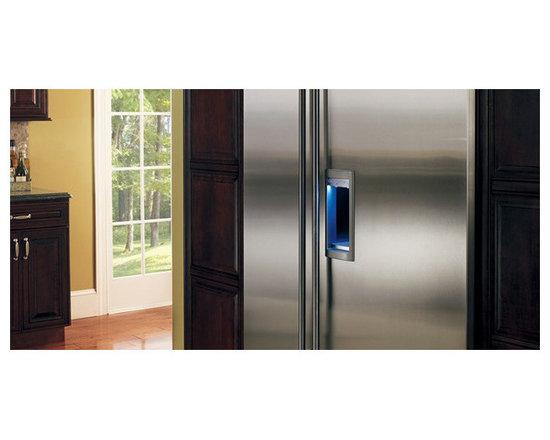 "Sub-Zero 48"" Built-in Side By Side Refrigerator, Stainless Steel | BI48SDSPH -"