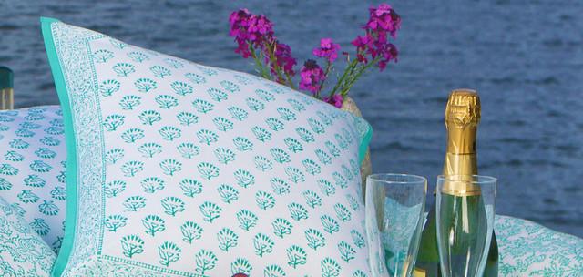 Ocean themed decor mediterranean-bedroom-products