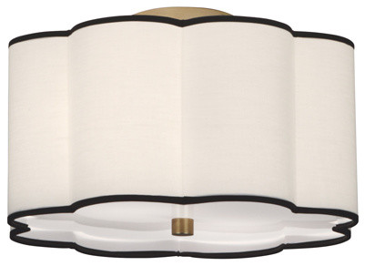 Axis Semi Flush Mount Contemporary Flush Mount Ceiling Lighting By Ligh