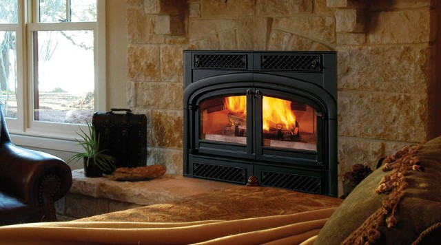 Vermont Castings Ewf36a Sequoia Series 43 39 39 X 52 39 39 Wood Burning Fireplace Modern Indoor