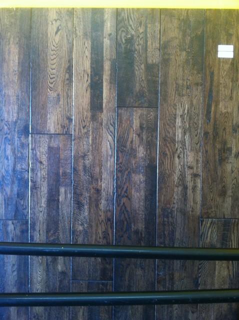 Reclaimed European Wide Plank Solid Oak - Vintage Timber