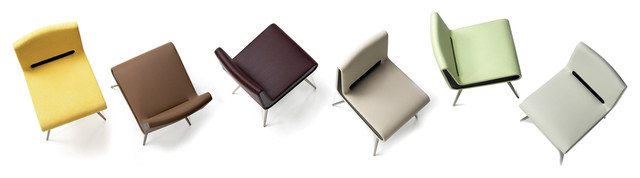 Limitless - Baby Dolphin modern-chairs