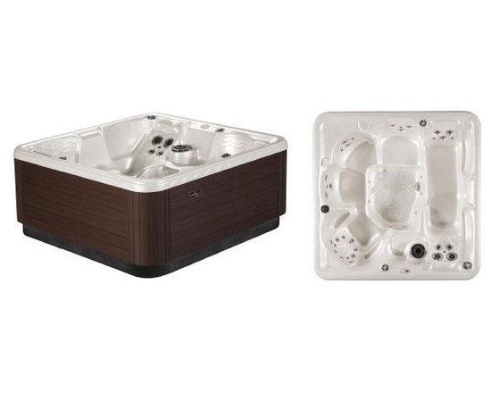 Rejuvenate Series EC5 Spa - 5-6 Person Luxury Hot Tub - -Beautiful Silver White Marble, Eco-Friendly Spa Shell