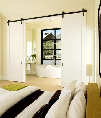 Barn Doors modern-interior-doors