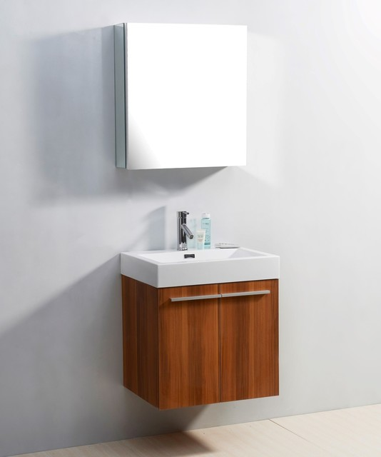 Choosing The Perfect Wall Mounted Bathroom Vanity For A Small Bathroom Contemporary Bathroom