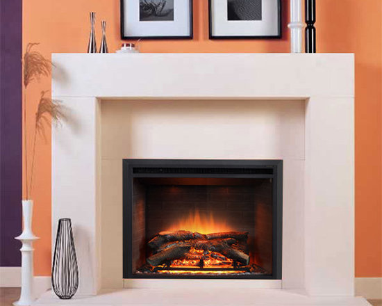 Marble Fireplace Mantels - Albany -