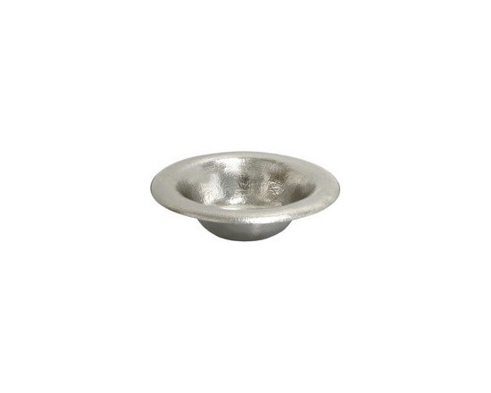 "Maestro Ananda In Brushed Nickel - Maestro Ananda In Brushed Nickel - Choose from the euphoric gleam of the Brushed Nickel, the pleasing patina of the tempered copper, or the striking Antique copper. Width: 15 3/4"" Height: 5"" Finish: Brushed Nickel"