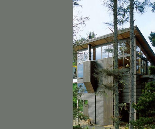Boles/Kahle beach house modern