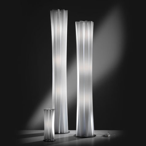 Slamp Bach Floor/Table Lamps - modern - floor lamps - toronto - by
