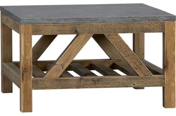 Bluestone Coffee Table eclectic-coffee-tables