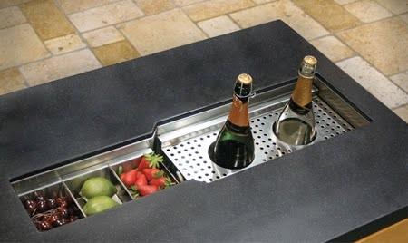 Lenova Entertainer Sink kitchen-sinks