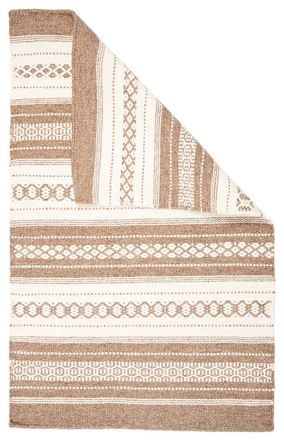 Teaswater Natural Wool Woven Rug contemporary-rugs