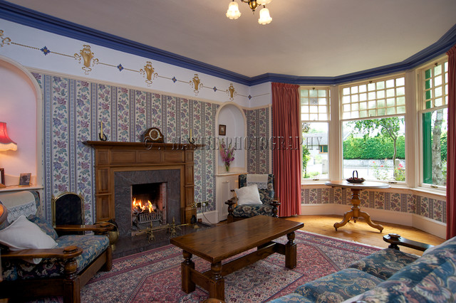 Traditional Lounge, Insch home traditional-living-room