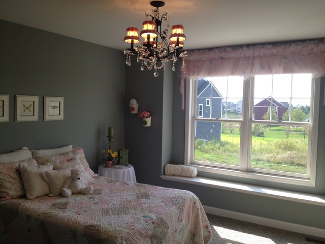 Stonemill Farms homes traditional-bedroom