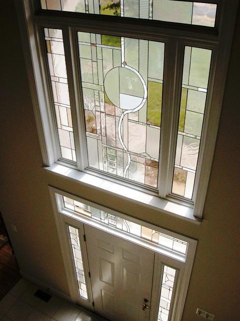 Large Foyer Windows : Chandler hale craftsman windows dc metro by