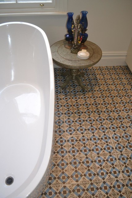 Decorative Bathroom Tiles Sydney - contemporary - tile - sydney