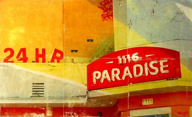 """24 Hour Paradise"" Artwork contemporary-originals-and-limited-editions"