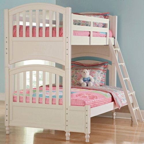 Build-A-Bear Pawsitively Yours Twin over Full Bunk Bed - Traditional ...