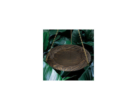 Home & Garden Accents - You can find this bronze colored Dragonfly Bird Bath and other decorative garden accents on our website.