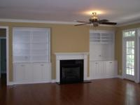 Barker & Canady New River Landing Home traditional-family-room