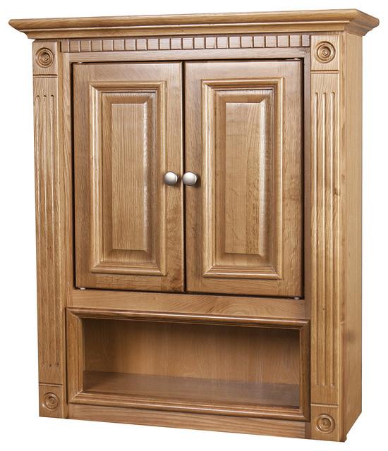 door heritage oak bathroom wall cabinet contemporary interior