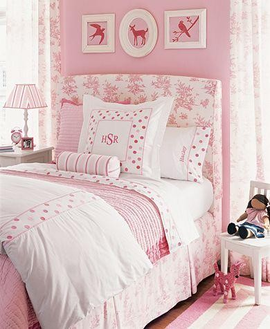 Girls Bedroom traditional