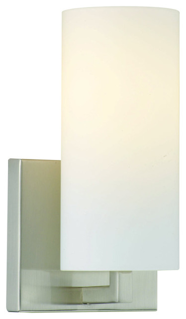 Cambria Vanity Wall Sconce by Forecast contemporary-bathroom-lighting-and-vanity-lighting