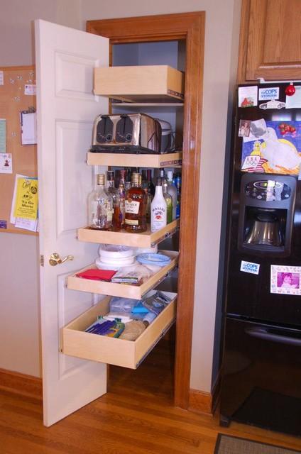 pantry slide out shelves louisville by shelfgenie of. Black Bedroom Furniture Sets. Home Design Ideas