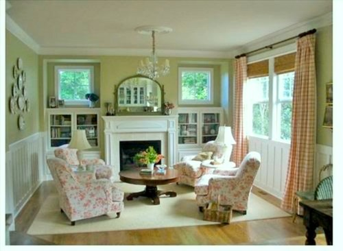 Help a clueless guy decorate his small 1930s living room for Home decor help